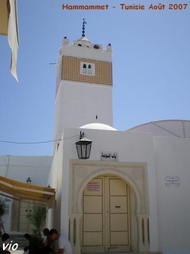 La Mosquée de la Médina