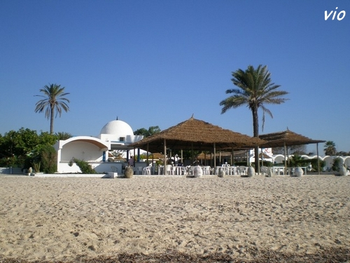 Le bar de l'hôtel Riyadh