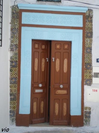Porte à Nabeul