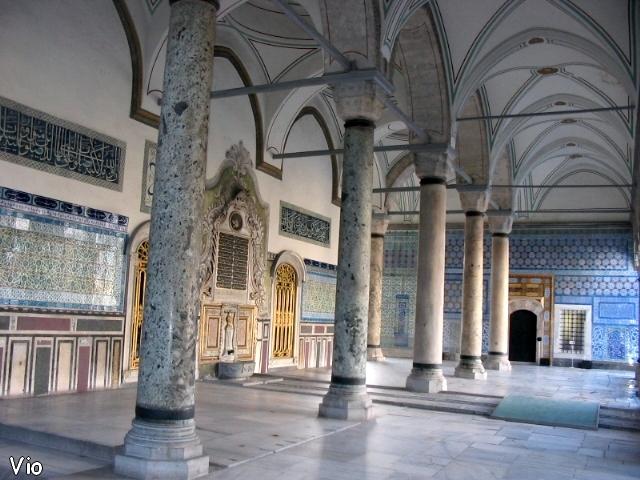 Topkapi : Royaume des sultans et des courtisanes en Turquie !