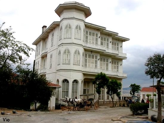 maison ottomane à Büyü Kada