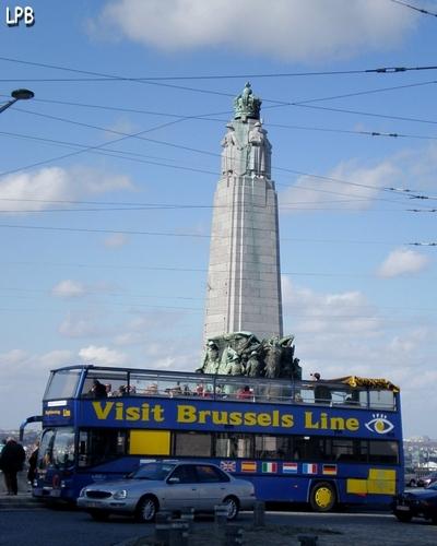 La Couronne de Belgique