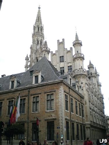 Hôtel de Ville - Grand Place de Bruxelles