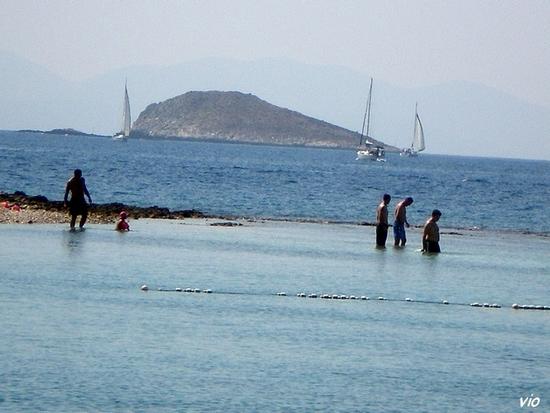 Mlini Beach - le Lagon