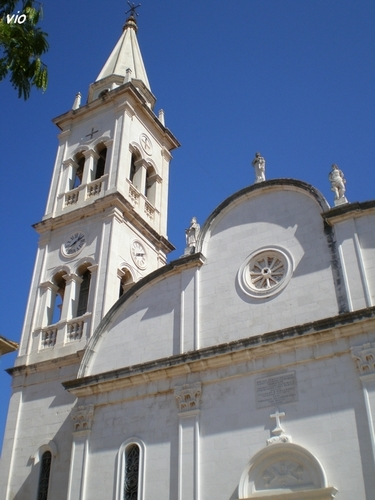 L'église de Sainte-Marie