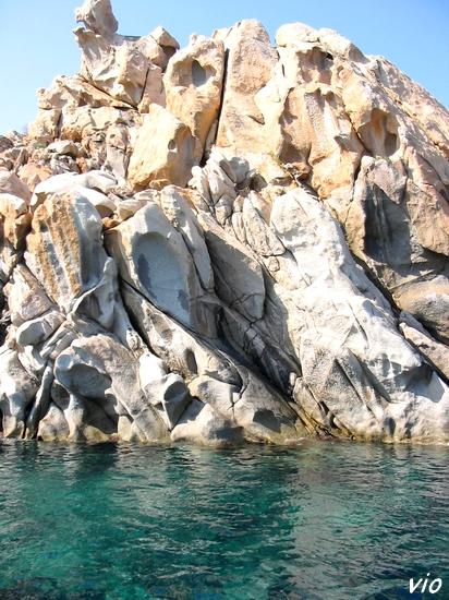 Corse sud en bateau