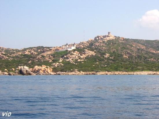 Dernier phare habité - Corse Sud