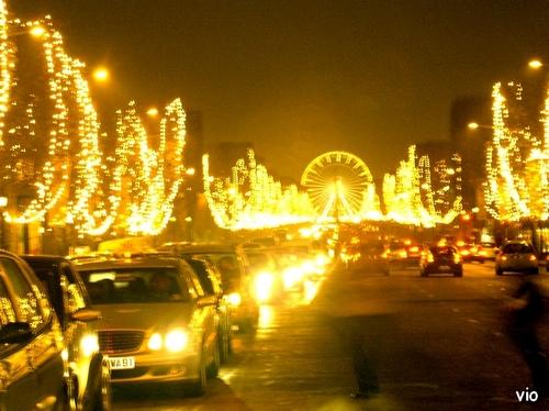 Les Champs Elysées !!!