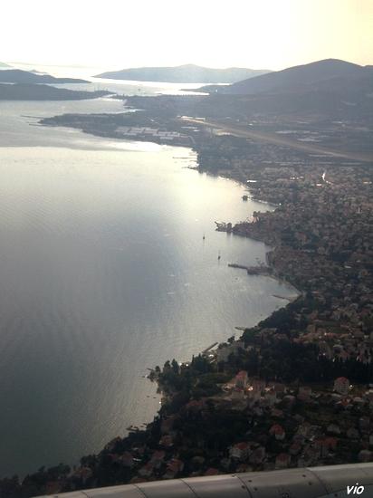 la côte dalmate ... Split