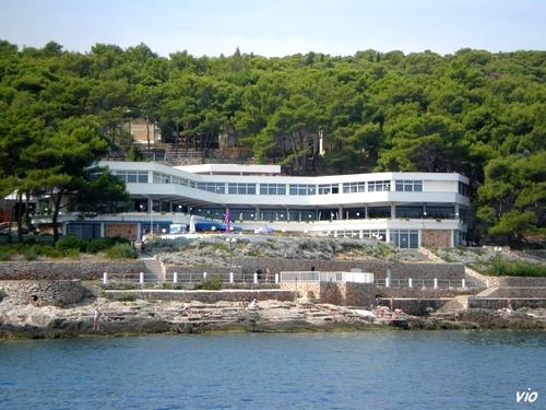 l'hôtel Fontana Resort