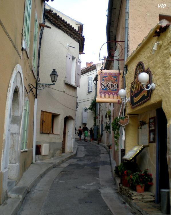 Ruelles du Castellet
