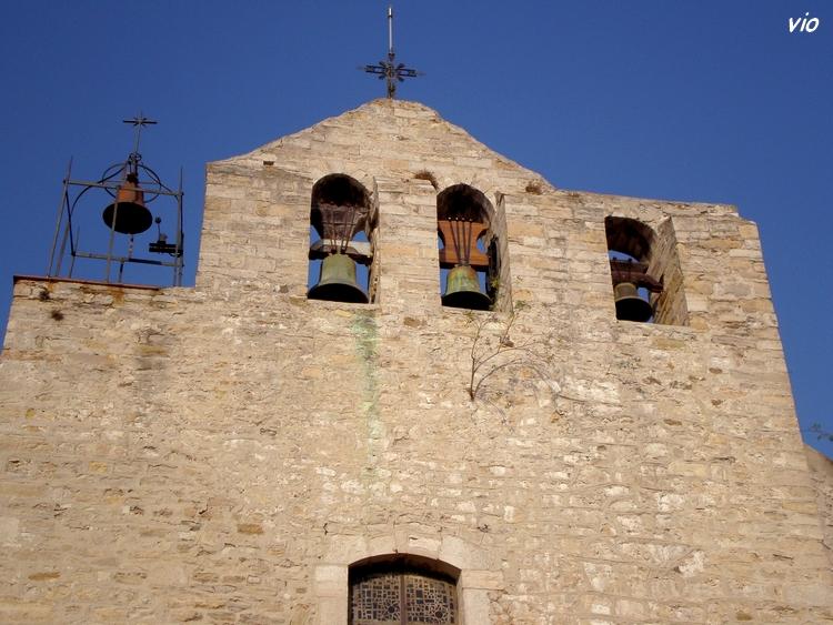 Église du 12 ème siècle du Castellet