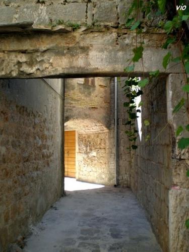 Les ruelles du vieux Jelsa