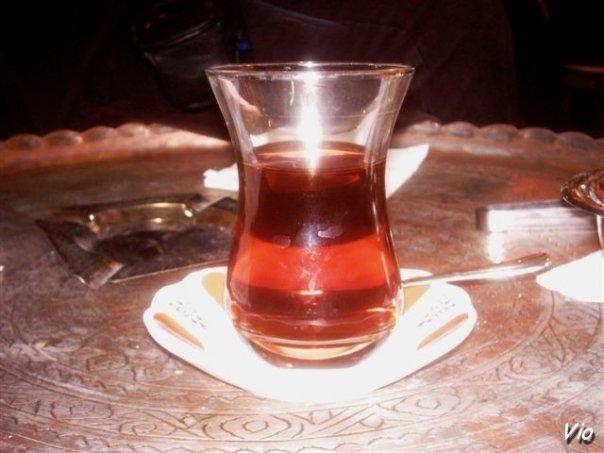çay ... thé en turc