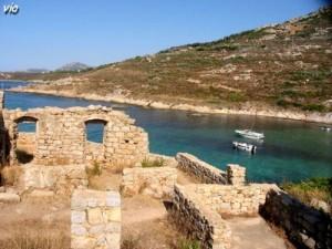 Rivelatta en dessous de Calvi (Haute Corse)