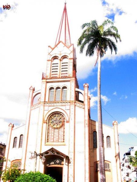 Eglise de l'Anse d'Arlet