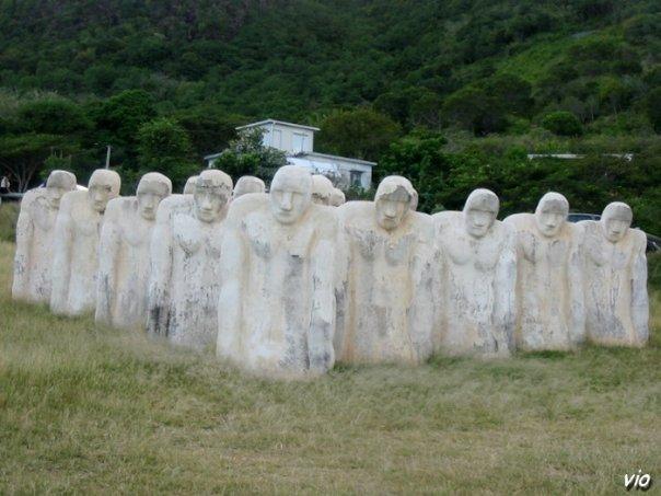 Mémorial de l'Anse Caffart