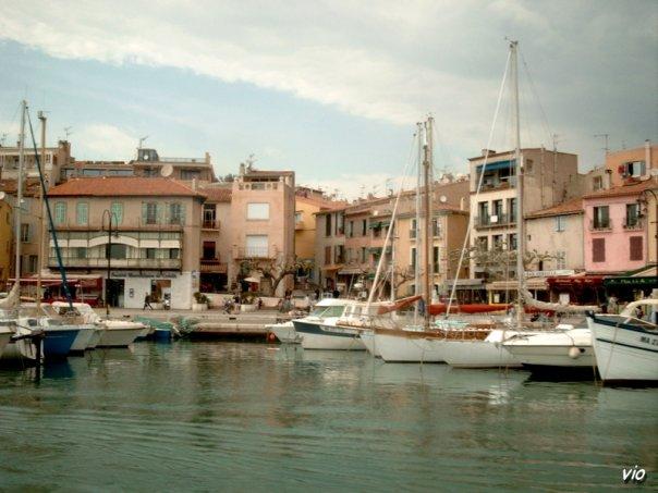 Le petit port de Cassis
