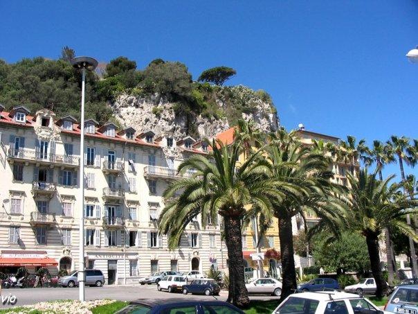 Nice - la promenade des Anglais