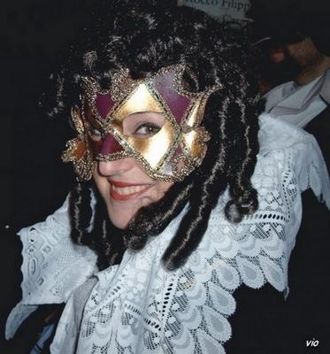 Et pour terminer la revue, le plus jolie sourire du Carnaval