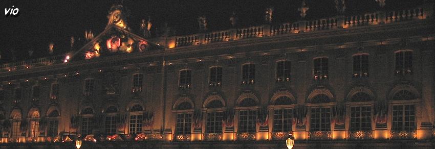 La mairie de Nancy, place Stan ...