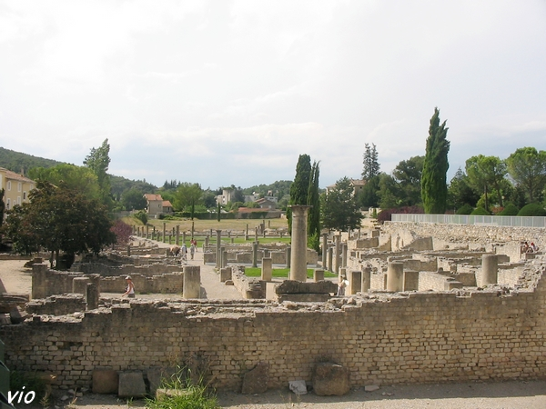 Site romain