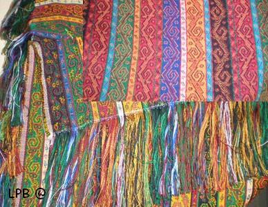 Couvertures aux motifs turcs