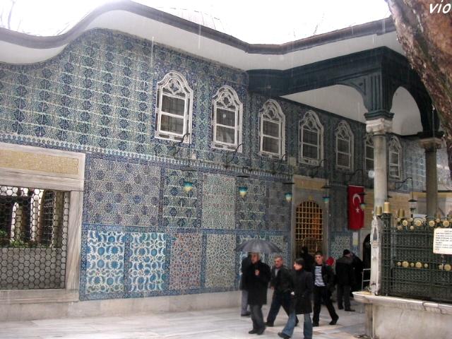 Mausolée du Sultan Eyüp