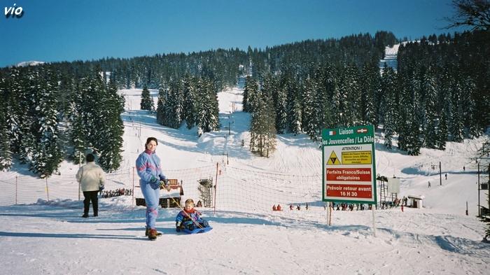 Massif de la Dôle (Suisse)
