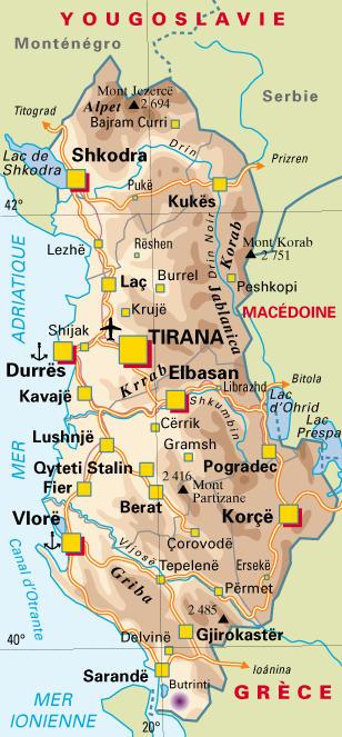 Carte_Albanie