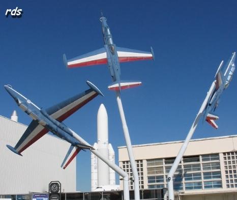 Salon Aéronautique du Bourget - Juin 05 003