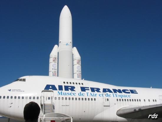 Salon Aéronautique du Bourget - Juin 05 005