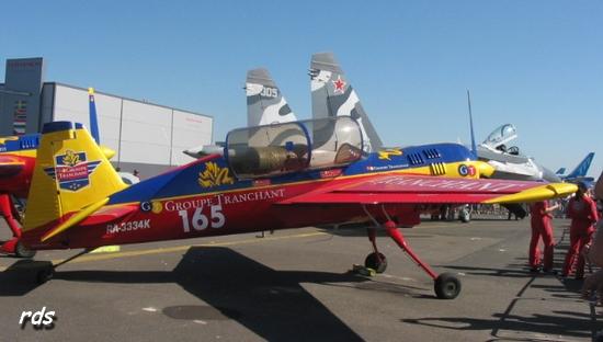 Salon Aéronautique du Bourget - Juin 05 044