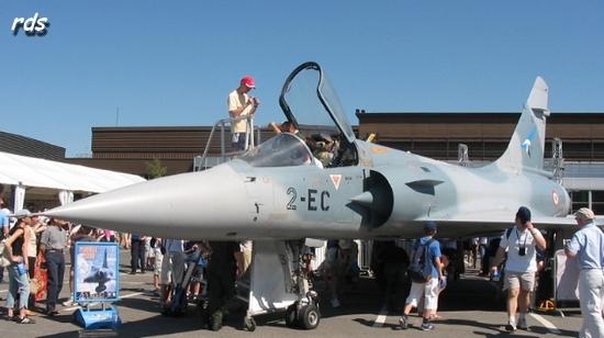 Salon Aéronautique du Bourget - Juin 05 046