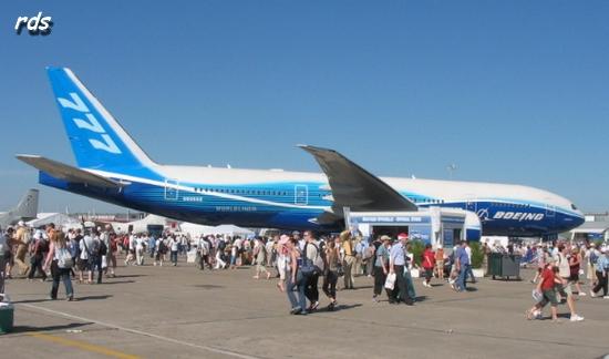 Salon Aéronautique du Bourget - Juin 05 036