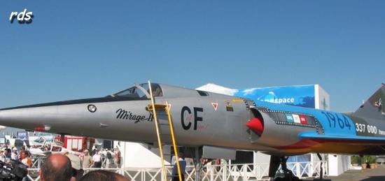 Salon Aéronautique du Bourget - Juin 05 038