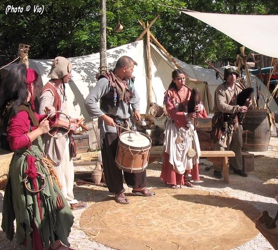 Fête Médiévale - Provins - juin 04 025
