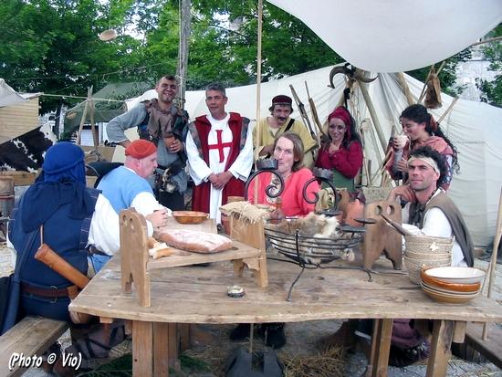 Fête Médiévale - Provins - juin 04 042