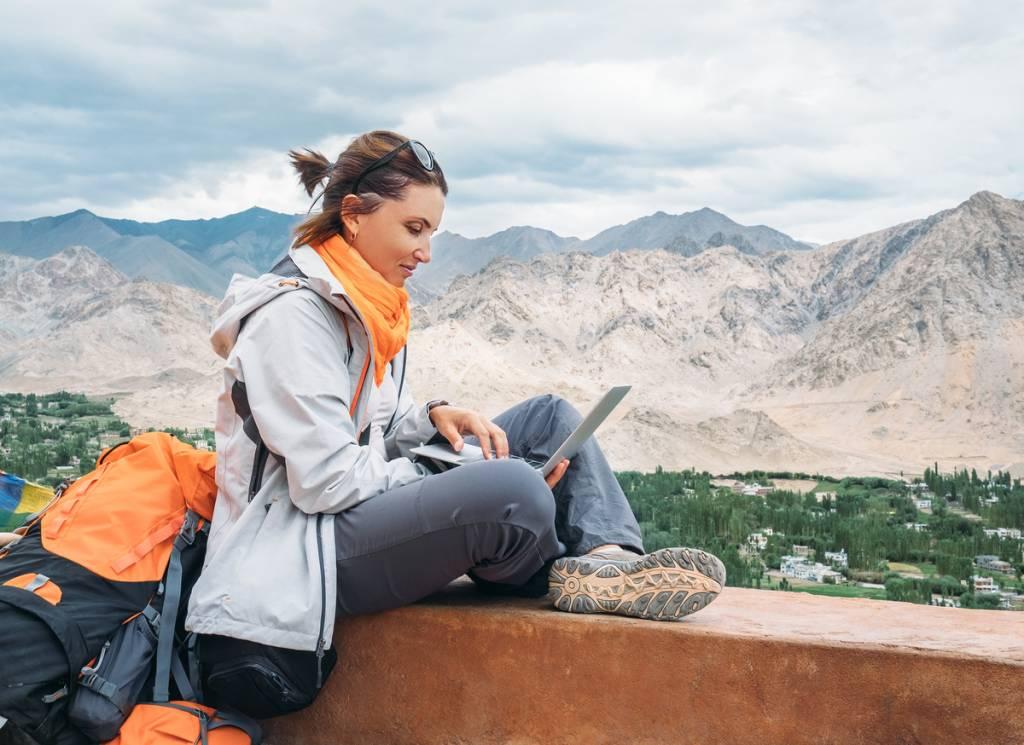 tenir un blog sur le voyage