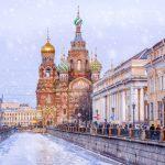 La Russie, voyage entre l'Europe et l'Asie
