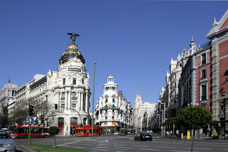 Madrid aussi a son tourisme