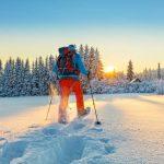 Quels sont les avantages de sortir en raquettes de neige ?