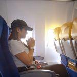 Peur en avion : faites-vous accompagner